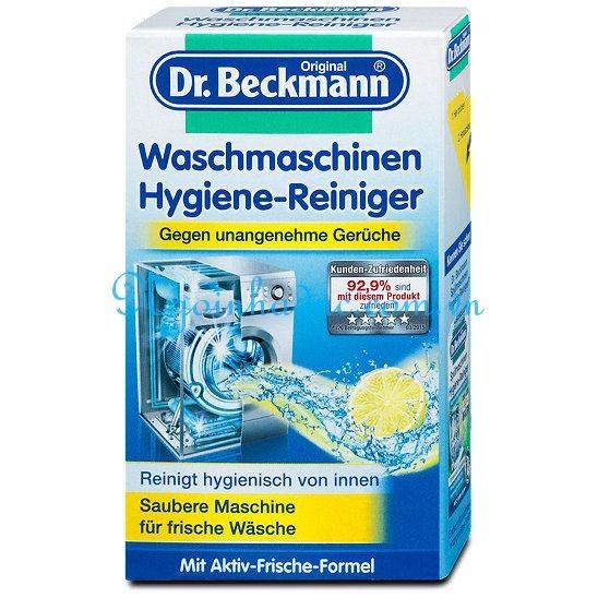 #2: Bột vệ sinh máy giặt Đức Dr. Beckmann
