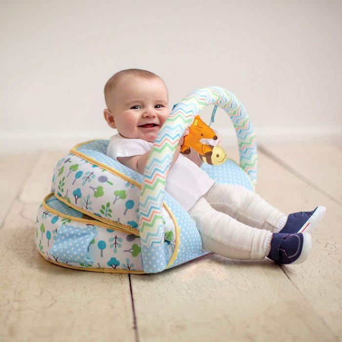 Áp dụng các biện pháp hỗ trợ chống trào ngược có thể phần nào giúp cải thiện giấc ngủ của bé