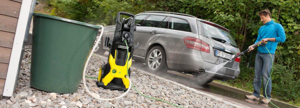 Hướng dẫn sử dụng máy bơm tăng áp rửa xe an toàn