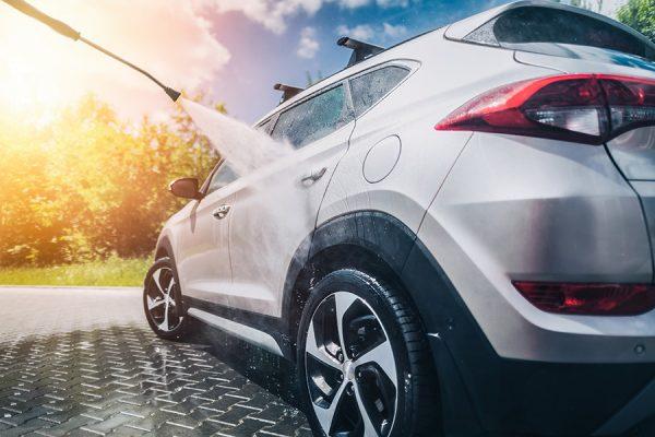 Lợi ích lớn nhất của việc sử dụng máy bơm tăng áp là chúng giúp giảm thời gian cần thiết để rửa xe