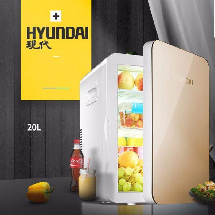 #4: Tủ lạnh mini 20L cao cấp Huyndai