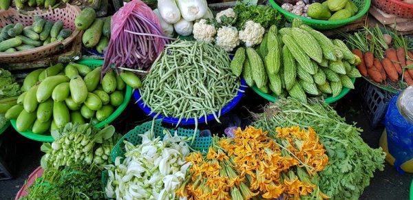 Ăn nhiều rau xanh giúp tăng cường hệ miễn dịch