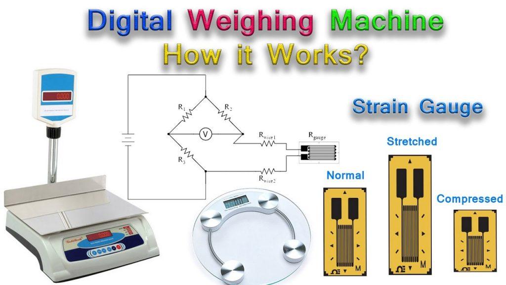 Cơ chế tính trọng lượng