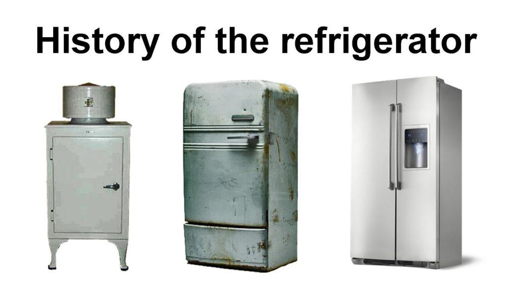 Lịch sử tủ lạnh