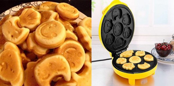Top 5 máy nướng bánh hình thú bán chạy nhất 2019