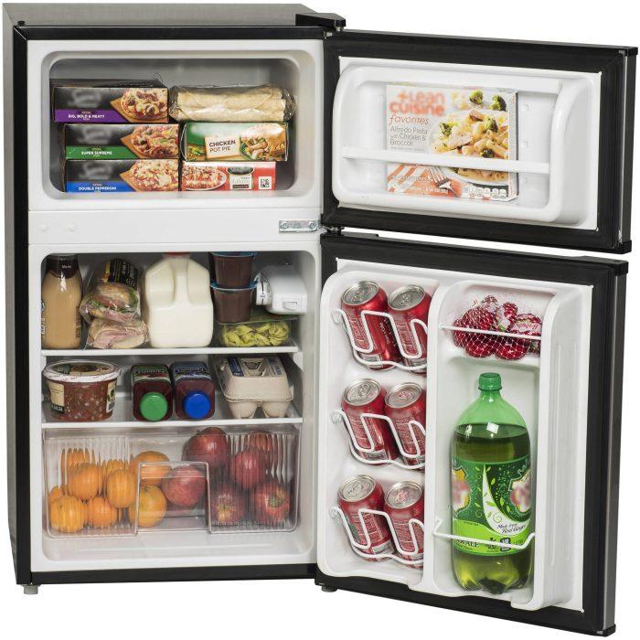 Tủ lạnh mini 2 cửa