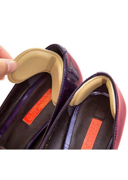 Combo 2 bộ miếng dán gót giày 4d chống trầy chân