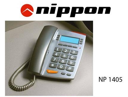 Với mức giá khá thấp dưới 500K, Nippon là thương hiệu sản xuất điện thoại bàn nhận được nhiều đánh giá khá tích cực của người dùng