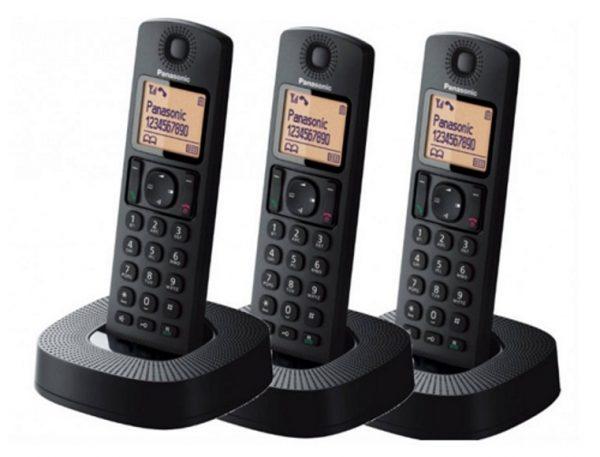 Điện thoại mẹ bồng con không dây cao cấp Panasonic KX-TGC313CX