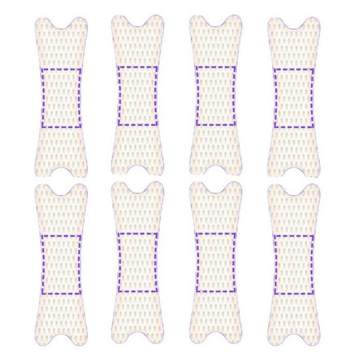 1. Set 8 miếng dán chống ngáy ngủ nội địa Nhật Bản