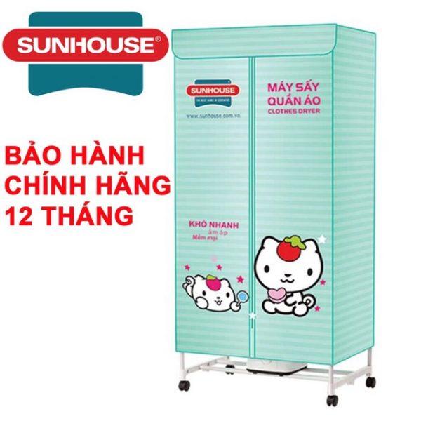 2. Tủ sấy quần áo Sunhouse SHD2702