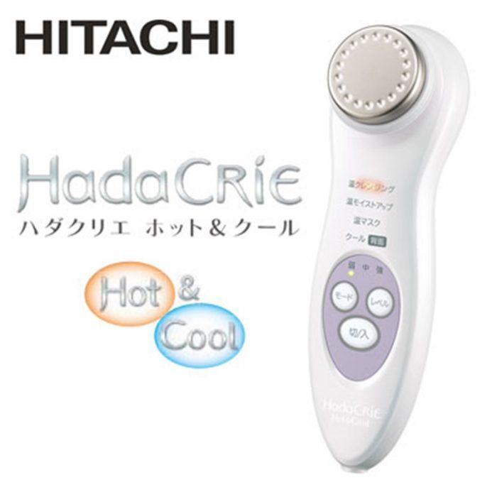 Máy chăm sóc da mặt Hada Crie Hot and Cold N4800