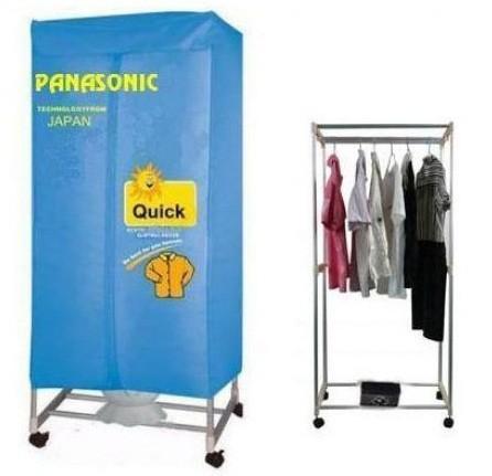 8. Tủ sấy quần áo Panasonic 2 tầng (có điều khiển)