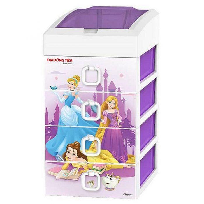 Tủ Nhựa Đại Đồng Tiến Tiny Princess T1622