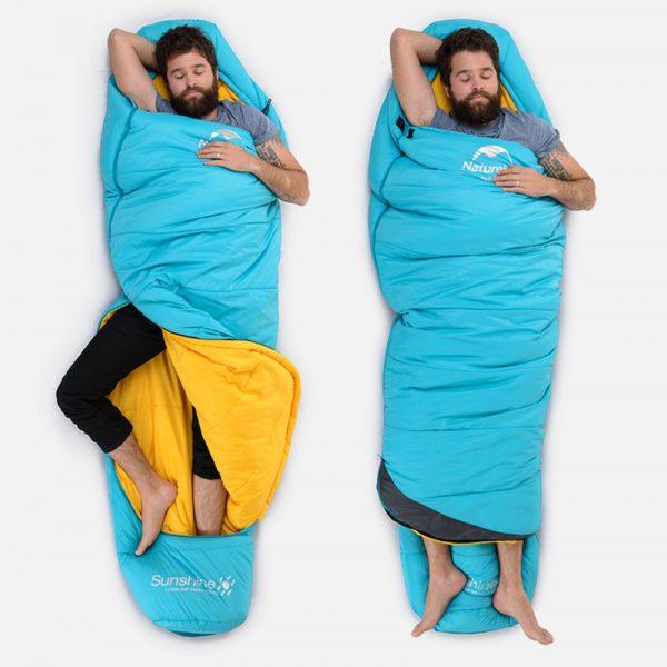 Túi ngủ văn phòng sẽ có mức giá dao động từ 100.000 - 400.000