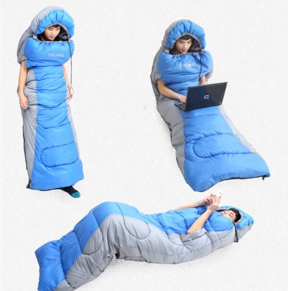 Mua túi ngủ ở những địa chỉ hoặc các trang web thương mại điện tử nổi tiếng lâu năm.