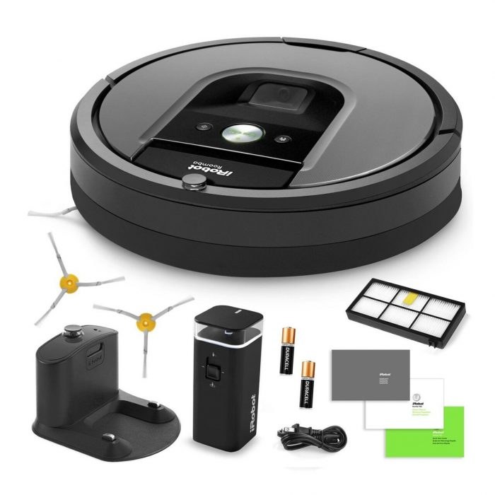 #2: iRobot Roomba 960