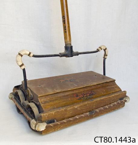 Lịch sử máy hút bụi 1860