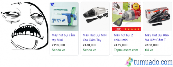 máy hút bụi giá rẻ