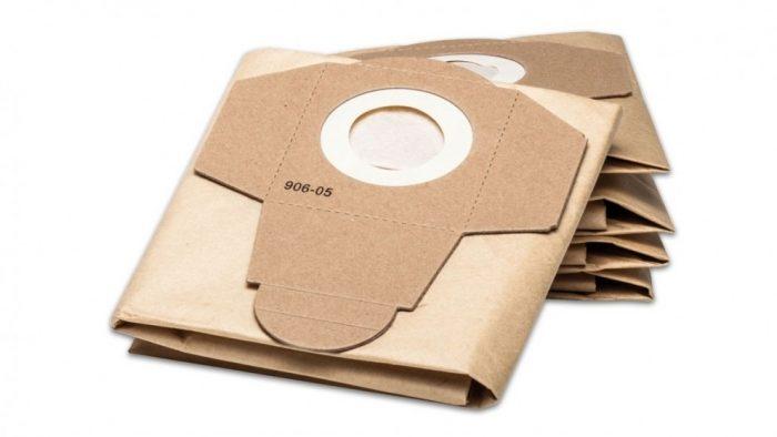 Túi chứa bụi bằng giấy
