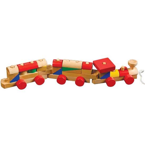#6: Đồ Chơi Vietoys Tàu Hỏa Lắp Ráp
