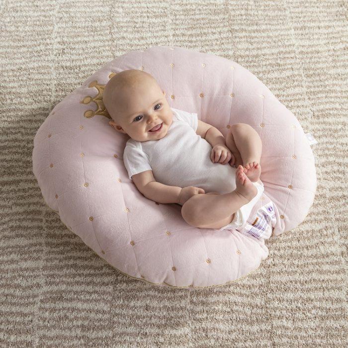 Gối chống trào ngược cho bé Boppy Newborn Lounger