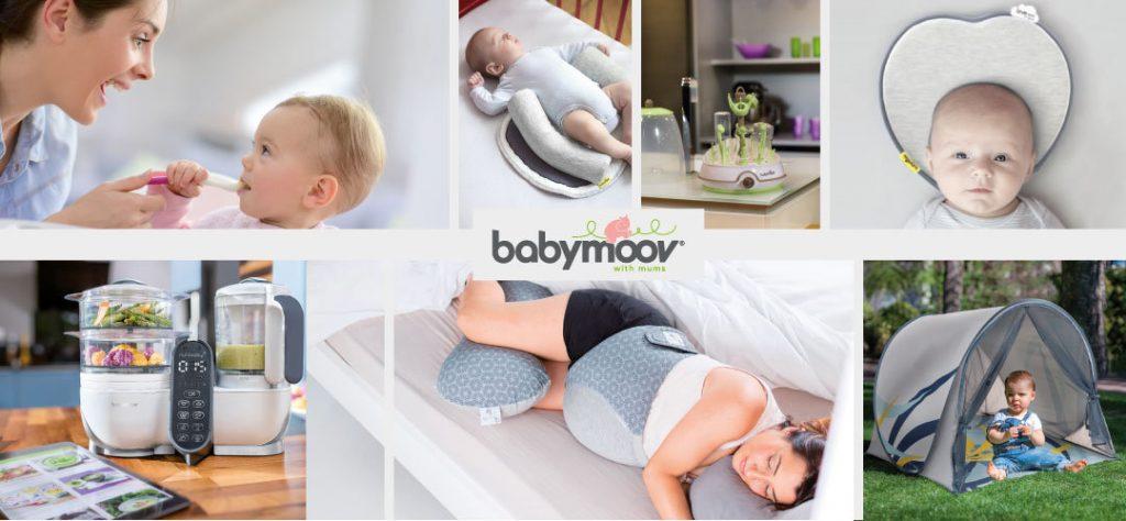 Lịch sử phát triển của công ty Babymoov