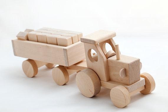 Sử dụng gỗ thân thiện với sức khỏe của bé