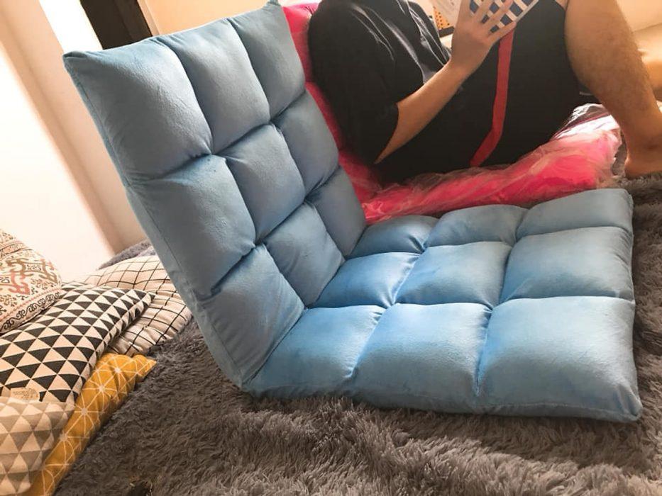 Ghế bệt tựa lưng Tatami