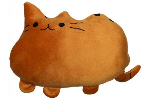 Gối tựa lưng tạo hình chú mèo