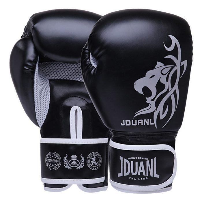 Găng Tay đấm bốc Lion Jduanl