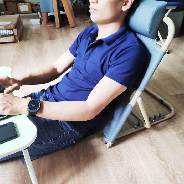 Ghế bệt tựa lưng thư giãn