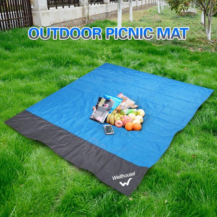 6. Thảm picnic đa năng chống thấm nước Wellhouse