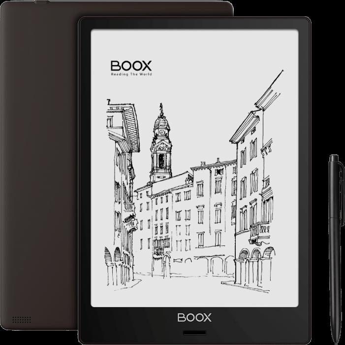 Điểm nổi bật của máy đọc sách Onyx Boox Note là được bán kèm một cây viết Stylus