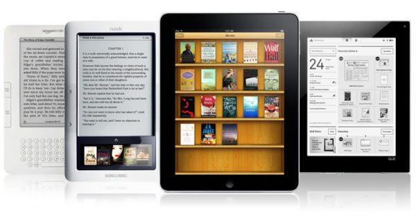Lựa chọn máy đọc sách, tablet hay smartphone?