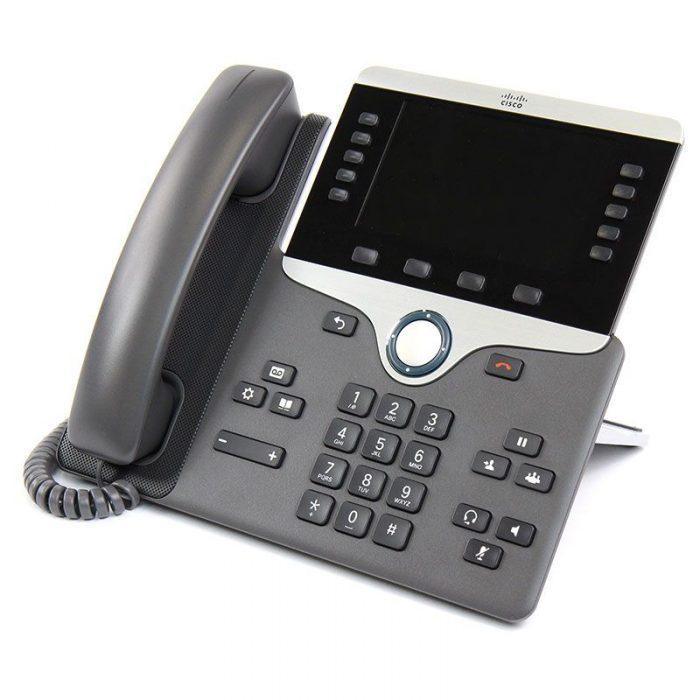 Điện thoại bàn ngày nay được tích hợp nhiều tính năng hiện đại