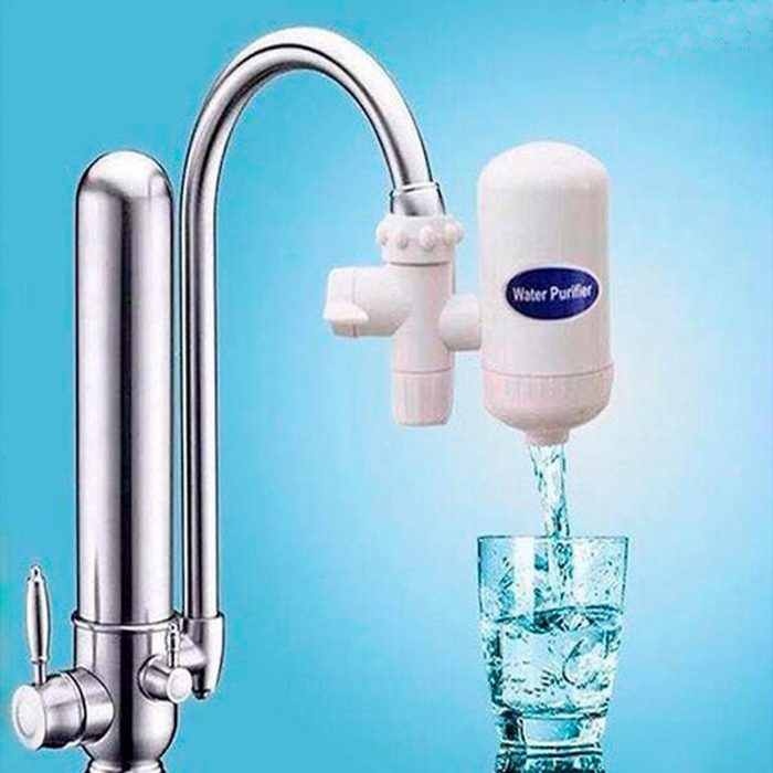 1. Đầu lọc nước tại vòi Water Purifier