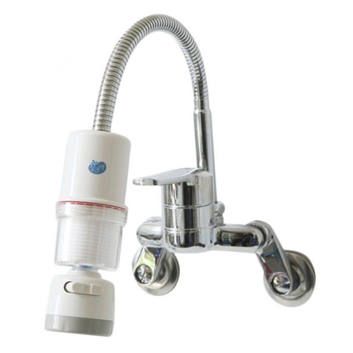 8. Thiết bị lọc nước tại vòi Rewa K10