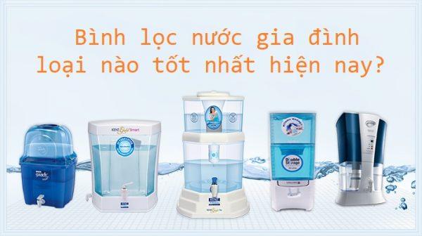 Bình lọc nước là hệ thống lọc nước khép kín, hoạt động để tạo ra nước uống sạch