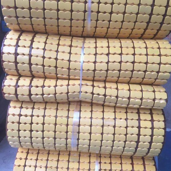 Chiếu trúc hạt vàng cước đỏ Thái Lan
